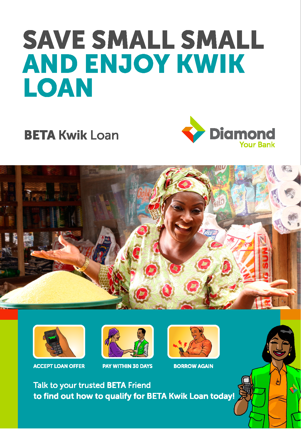 Bad Credit Loans No Bank Account >> How low-income Nigerian women with no credit history are getting bank loans